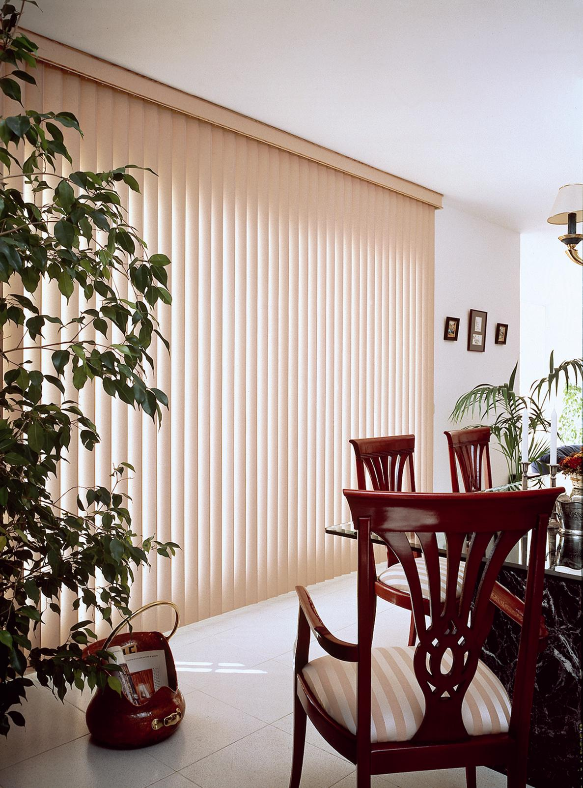 Vertical Blinds Pvc in Designs