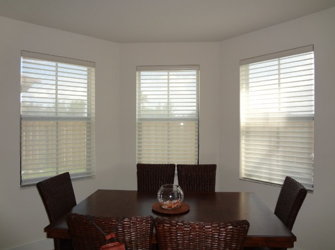 "2"" Shangri-La Light Filtering Shadings"