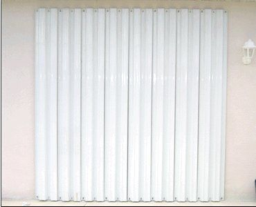 Hurricane Shutters .050 Aluminum Panels (White)