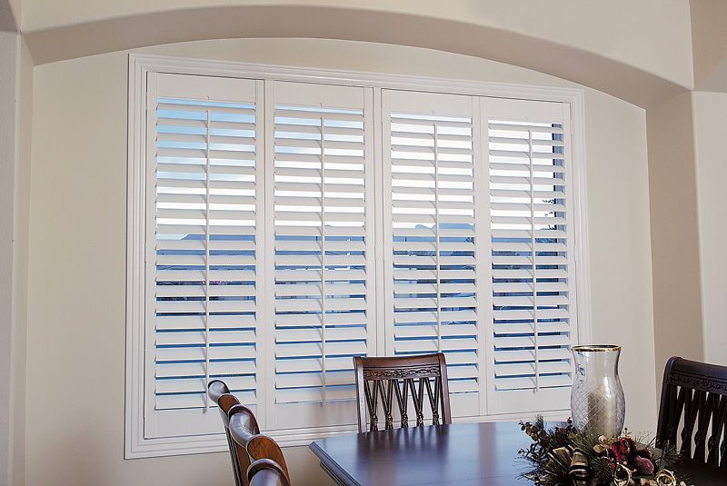 Plantation Wood Shutters - Whites